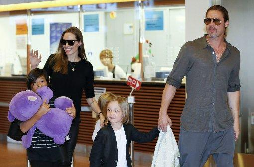 Angelina Jolie und Brad Pitt wollen Sorgerechtsstreit beilegen