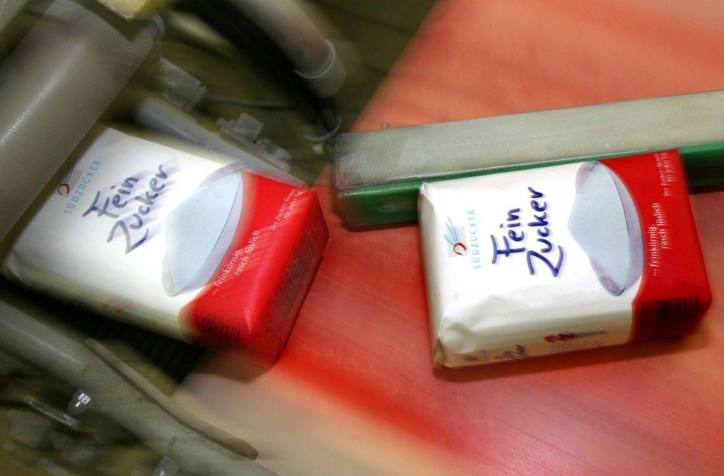 Der Mannheimer Hersteller Südzucker leidet unter dem derzeitigen Preisverfall. (Archivbild) Foto: picture-alliance/ dpa/Harry Melchert