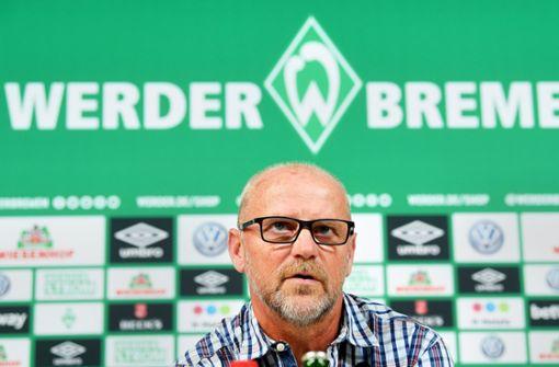 Darum setzt Werder Bremen auf Thomas Schaaf