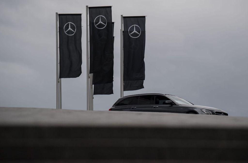 1,72 Millionen Mercedes-Benz verkaufte Daimler in den ersten drei Quartalen 2017. Foto: dpa