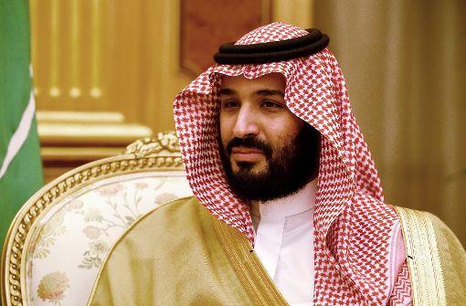 König von Saudi-Arabien macht seinen Sohn zum Kronprinzen