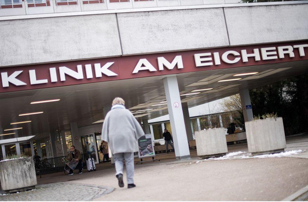 In der Göppinger Klinik sind zwei Patienten gestorben, weil sie ein falsches Medikament bekommen haben. Foto:dpa Foto:
