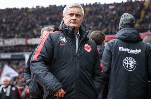 Trainer Armin Veh muss gehen