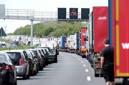 Polizei verschärft Überwachung von Rettungsgassen
