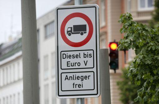 Land hebt Fahrverbote teilweise auf