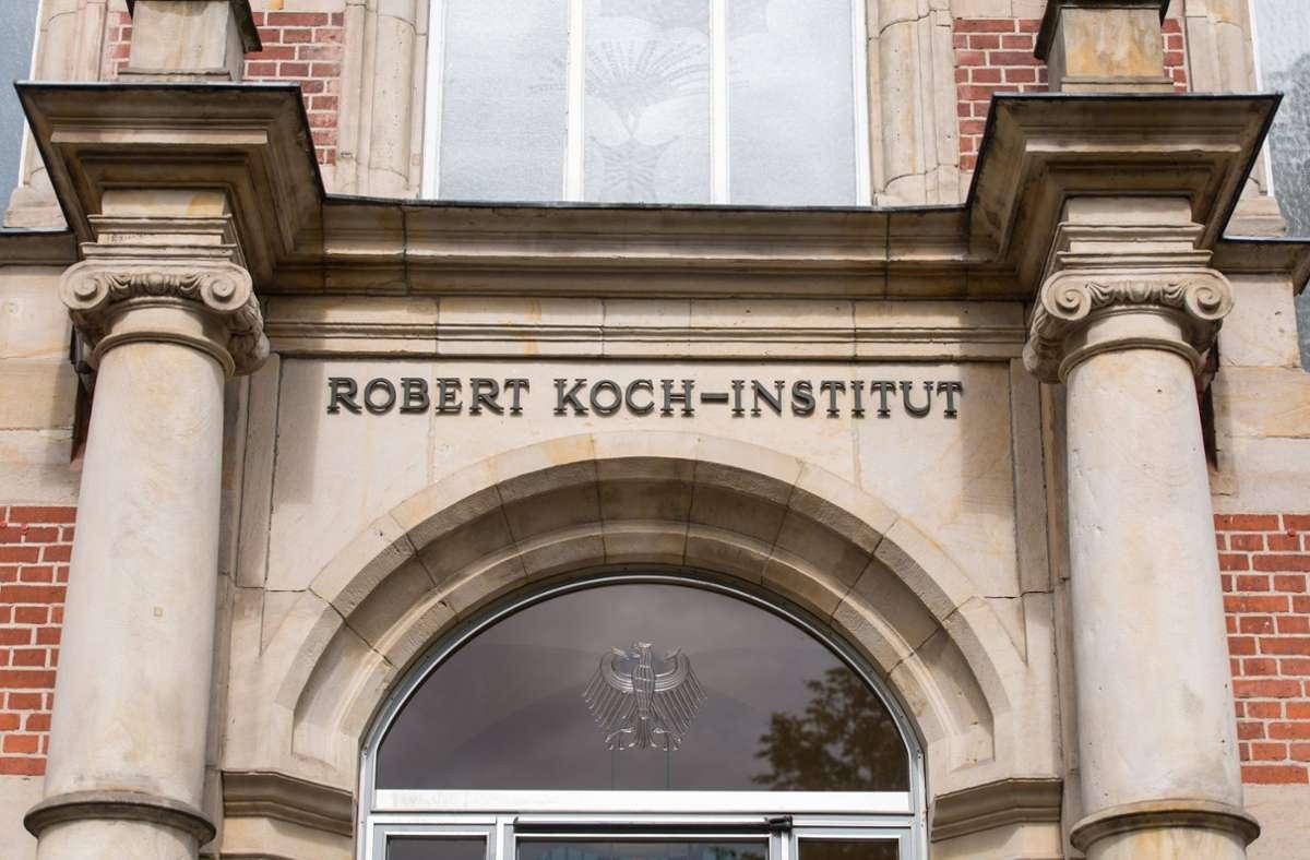 Das RKI reagiert auf das aktuelle Infektionsgeschehen. Foto: imago images/Christian Spicker
