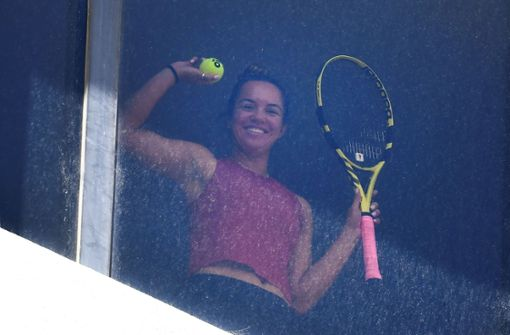 So verbringen die Tennis-Stars die Zeit in der Quarantäne