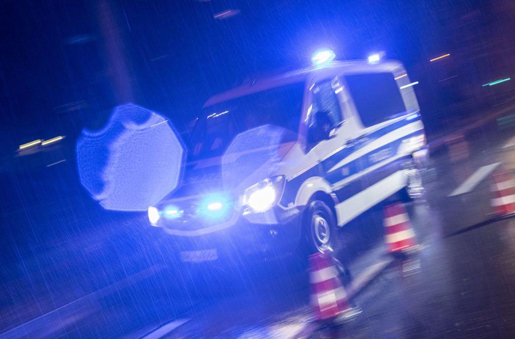 Tödlicher Unfall auf der B28 bei Reutlingen (Symbolbild). Foto: dpa