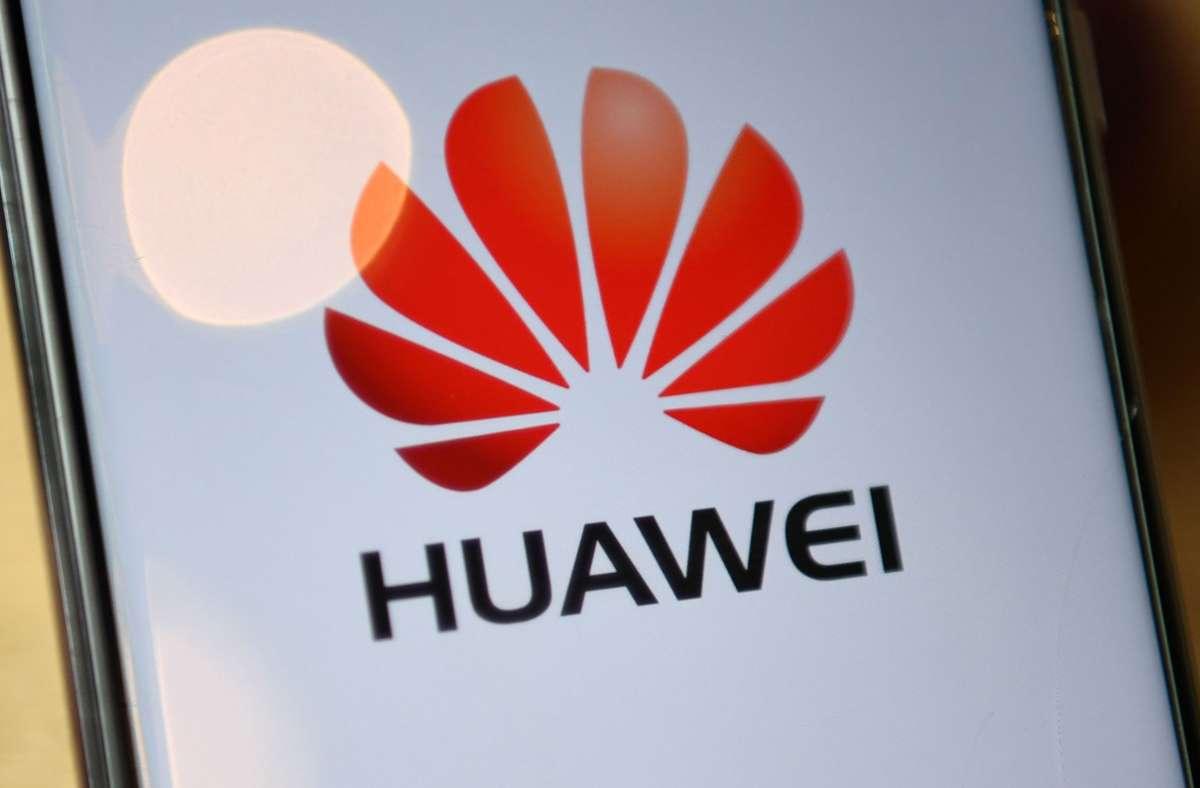 Huawei ist einer der weltweit größten Telekommunikationsausrüster und führend bei der 5G-Technologie. Foto: AFP/Daniel Leal-Olivas