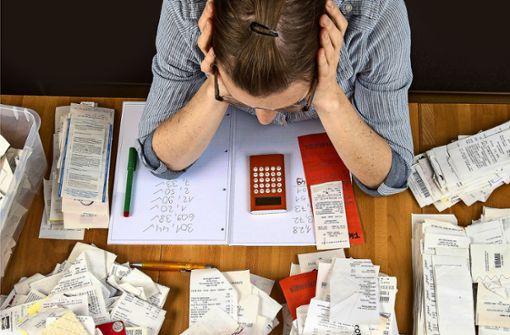 Warum Haushaltsbücher sinnvoll sind