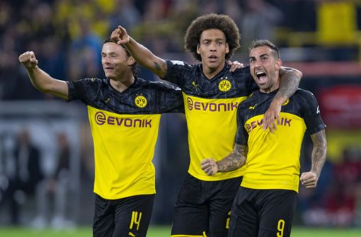 Borussia Dortmund beendet Bayerns Siegesserie