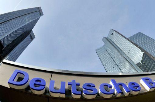 Deutsche Bank überrascht zum Jahresauftakt positiv