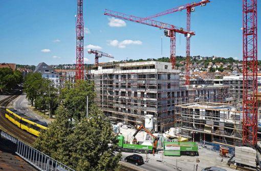 Wo kann man Wohnungen bauen?