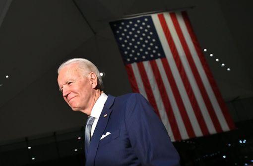 Joe Biden bestreitet Übergriff-Vorwurf