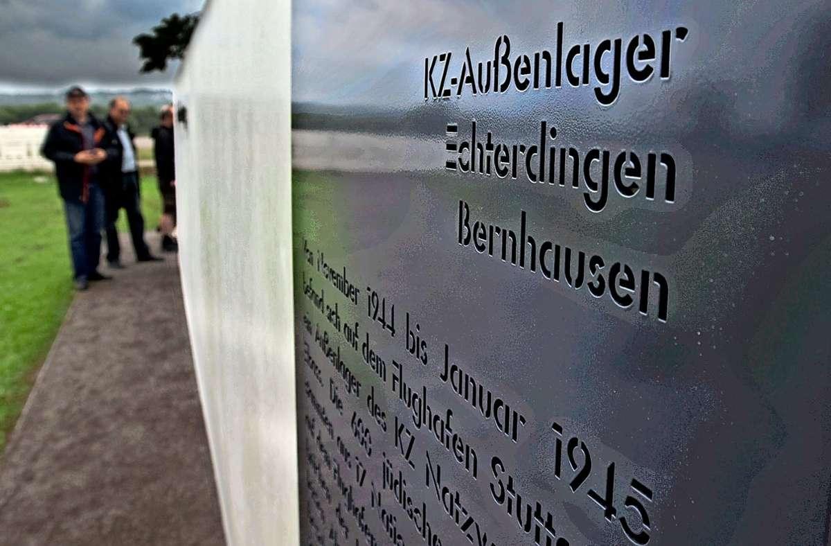 Die örtlichen Sozialdemokraten wollen die Erinnerung an die Schrecken der NS-Zeit nicht nur am US-Airfield belassen, sondern  in den Alltag der Menschen tragen Foto: Horst Rudel