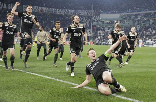 Eine Ode an Ajax Amsterdam