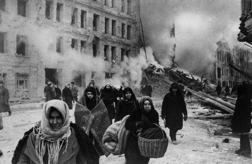 Das Hungermorden von 1941