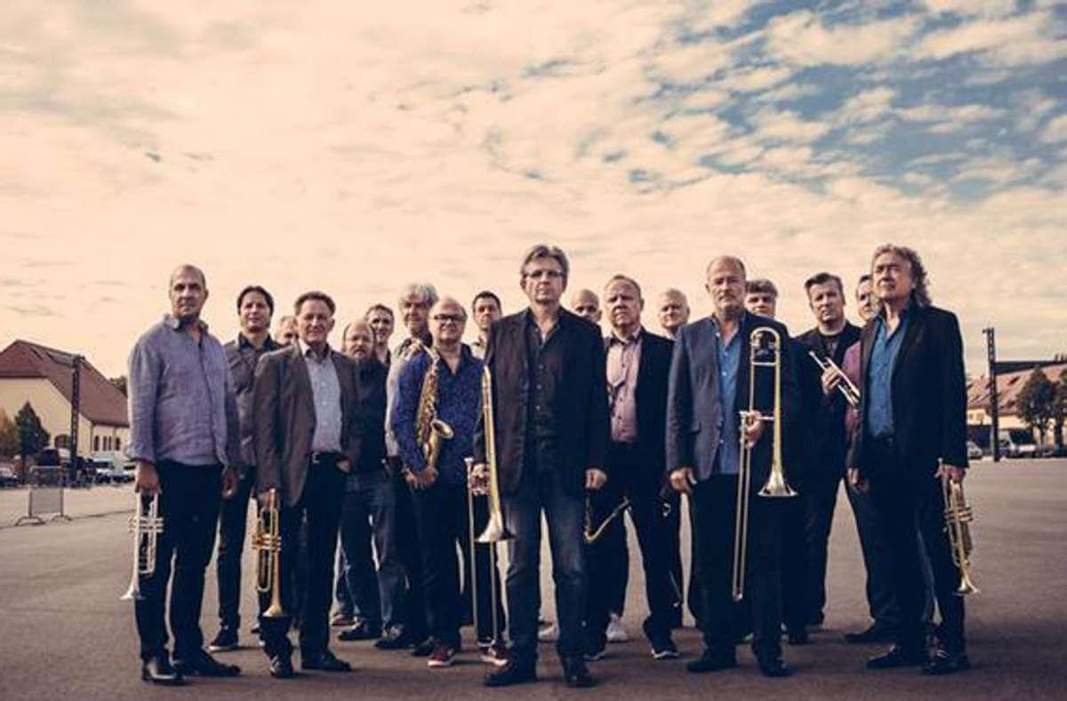 Die SWR Big Band in ihrer aktuellen Besetzung Foto: SWR