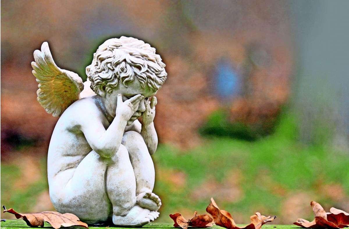 In Stuttgart-Degerloch soll ein Trauerpastorales Zentrum entstehen – für ganz unterschiedliche Facetten von Trauer. Foto: Stock Adobe/
