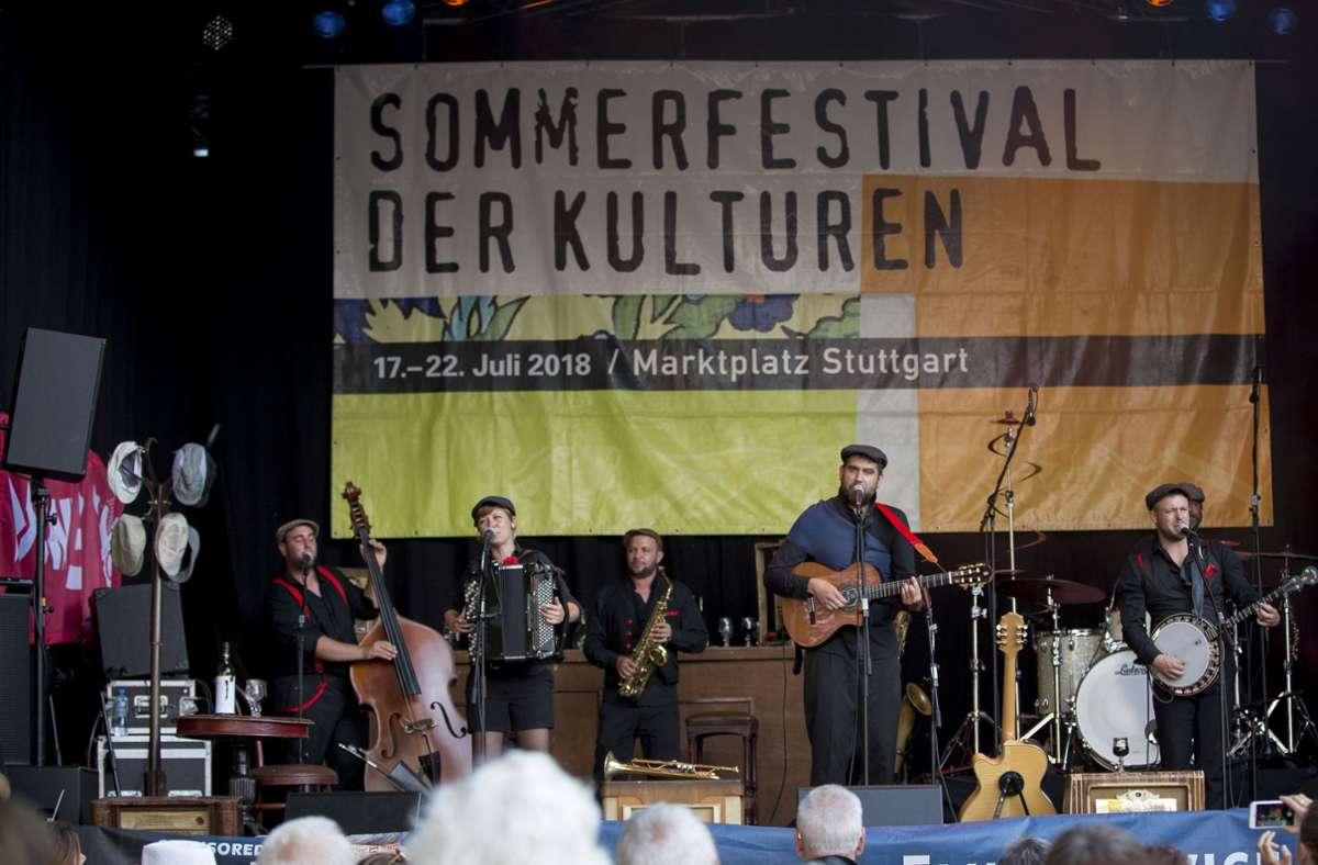 Auch für 2021 muss das Sommerfest der Kulturen abgesagt werden. Foto: Lichtgut/Leif Piechowski