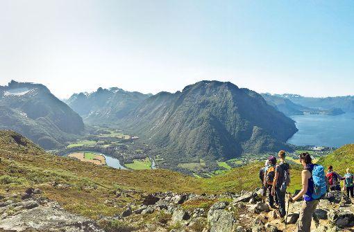 Norwegens schönste Wanderung