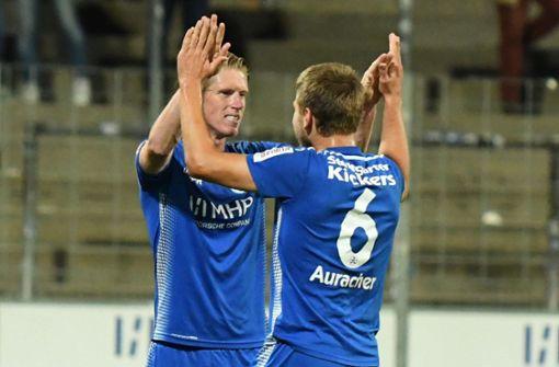 Auracher geht als Spieler  – und bleibt für den Nachwuchs am Ball