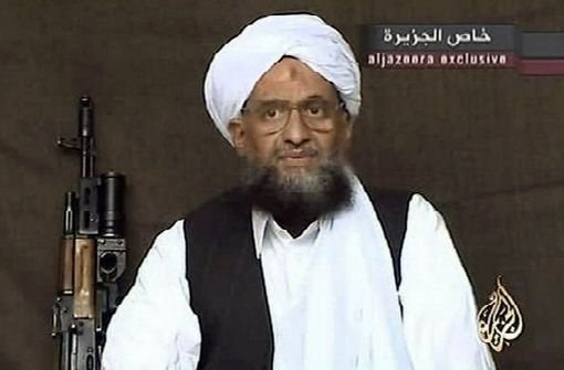 Al-Sawahiri beerbt bin Laden