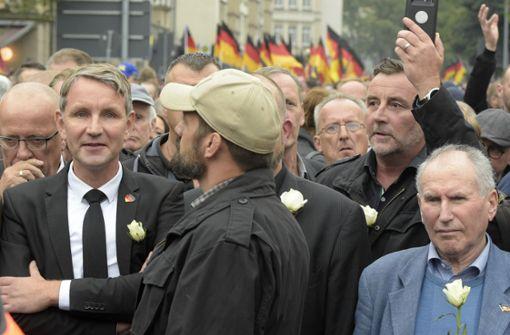 Sachsens Verfassungsschutz lehnt Beobachtung der AfD ab