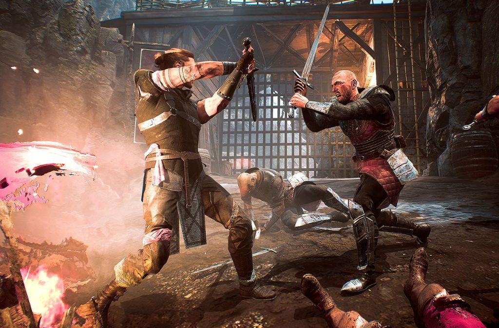 Das Rollenspiel Gothic kommt als Remake für PC und die kommenden Konsolen. Auf Steam gibt es bereits eine Demo. Foto: THQ Nordic