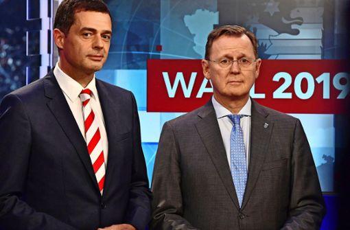 Thüringer CDU beginnt Drahtseilakt