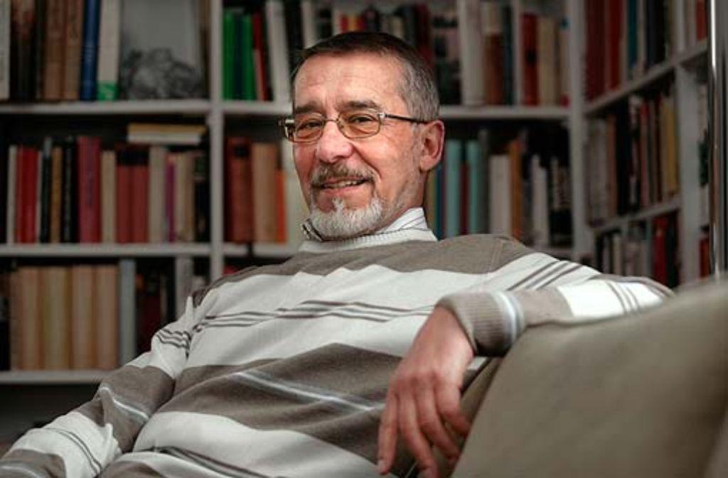 Der unermüdliche Warner vor dem Islam: Rainer Grell ist ein Mann mit einem klaren Feindbild. Foto: factum/Granville