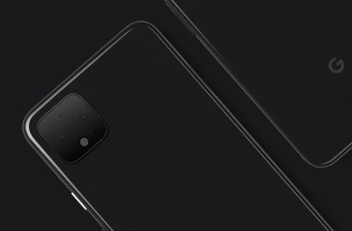 Design des neuen Google-Smartphones bestätigt