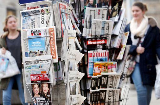 Journalisten-Gewerkschaften rufen dreitägigen Warnstreik aus