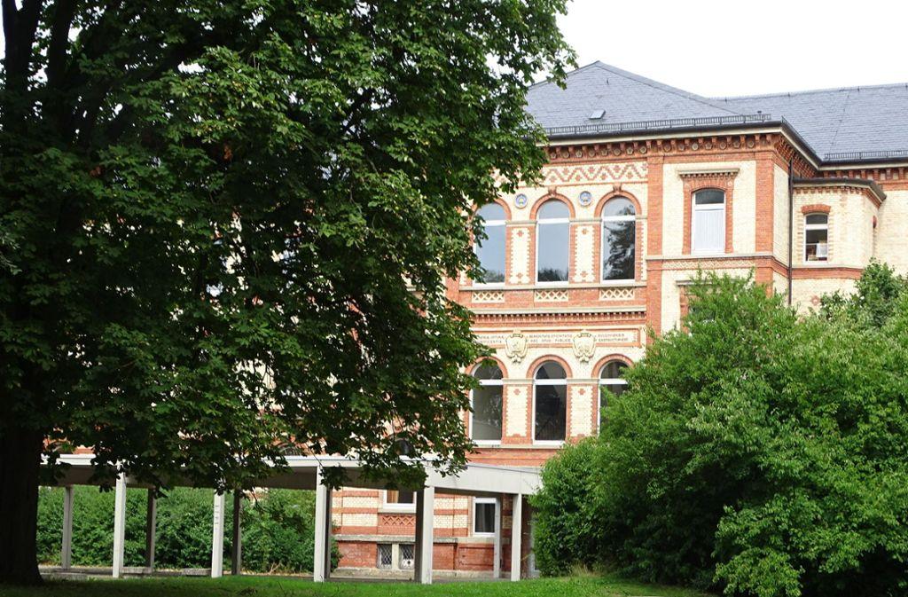 Die einstige japanische Schule in Bad Saulgau wird Standort des Mint-Exzellenzgymnasiums. Foto: Fahlbusch