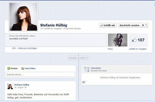 """""""Stefanie Hülbig"""" und andere Hochstapler auf Twitter"""