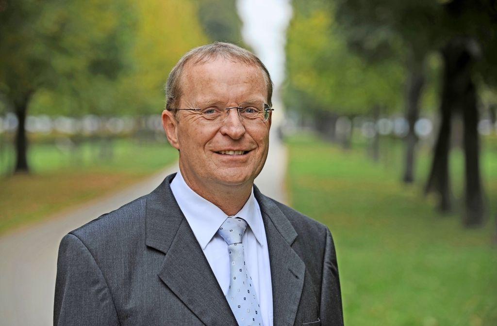 Hat von Oktober an eine neue Aufgabe: Thomas Reusch-Frey. Foto: privat
