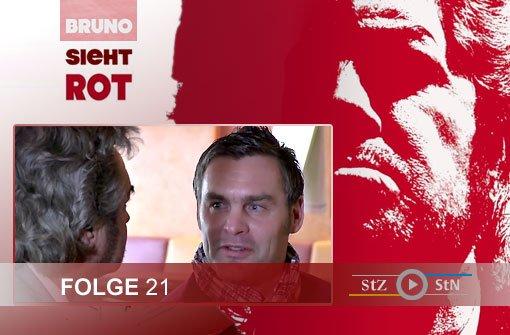 Bruno sieht rot: Mit Silvio Meißner an der Taktiktafel
