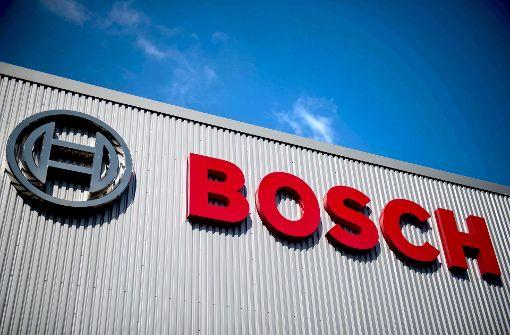 Bei dicker Luft sponsert Bosch das VVS-Ticket