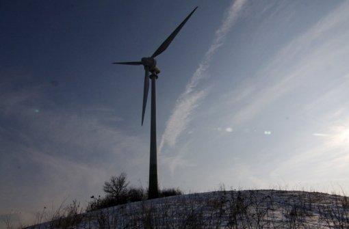 Windräder auf instabilem Grund