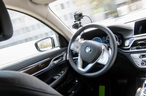 Autobauer kooperieren beim autonomen Fahren