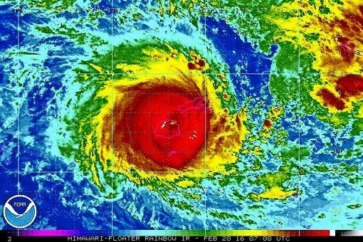 Was ist ein Zyklon?