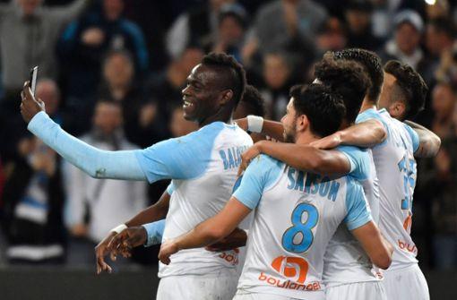 Balotelli sorgt mit Instagram-Jubel für Aufsehen