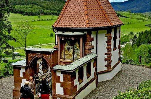 In der Hofstetter Kapelle Foto: Belser-Verlag, Siebold