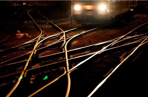 In Renningen sollen die Züge der Hermann-Hesse-Bahn vorfahren. Foto: dpa