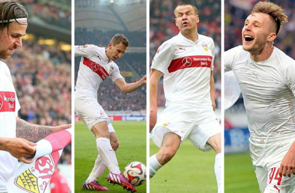 Der VfB Stuttgart stellt wieder einige Spieler zu ihren Nationalteams ab. Welche das sind, erfahren Sie in unserer Fotostrecke. Foto: Getty Images/dpa