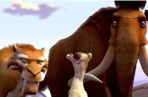 """Das Kino eröffnet mit """"Ice Age"""""""
