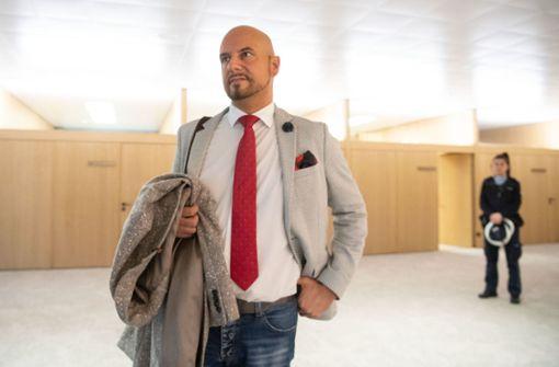 Räpple scheitert bei Wahl zum Schriftführer im Landtag