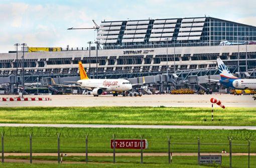 Südwesten plant Corona-Hilfe für Flugplätze