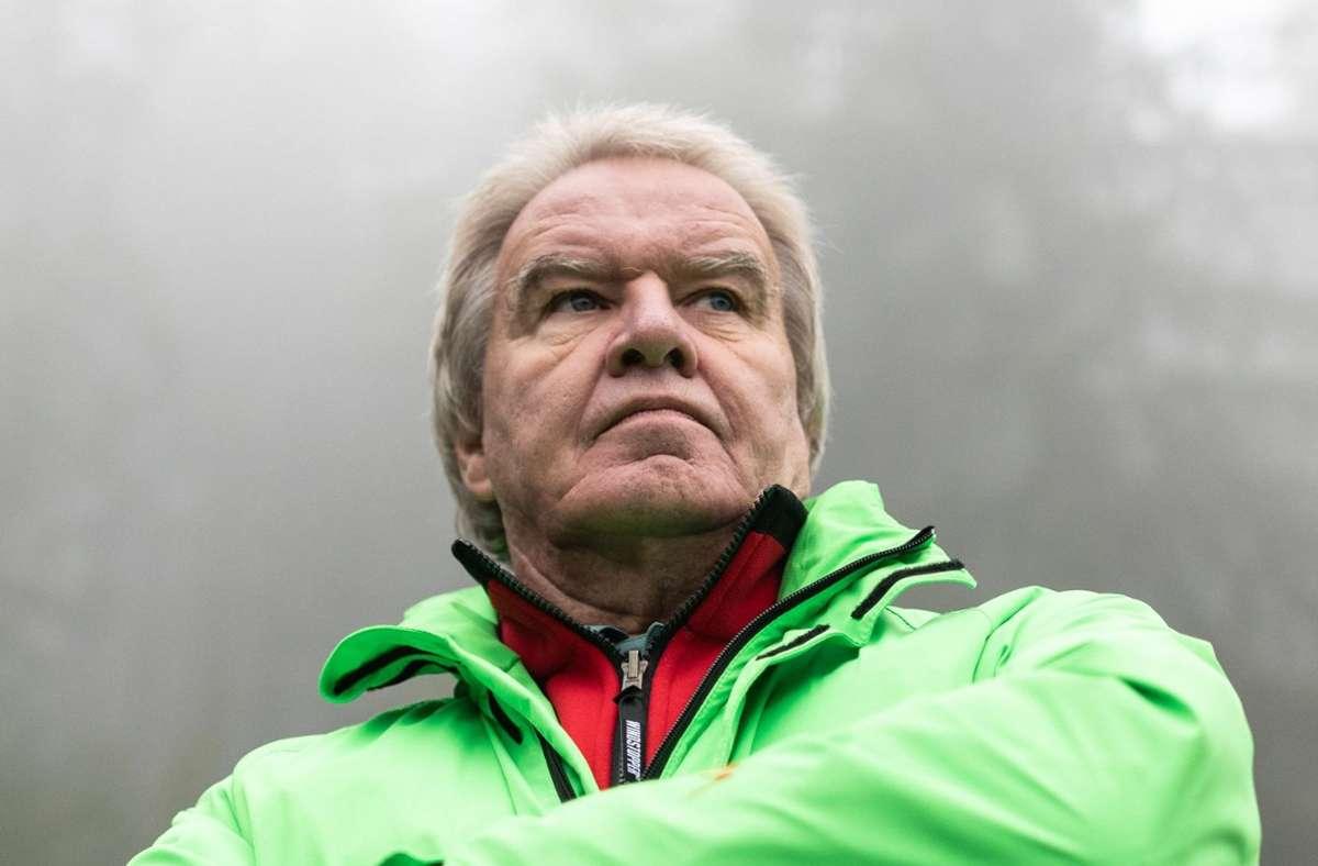 Umweltministers Franz Untersteller (Grüne) beunruhigen die neuesten Daten zum Klima in Baden-Württemberg. (Archivbild) Foto: dpa/Patrick Seeger