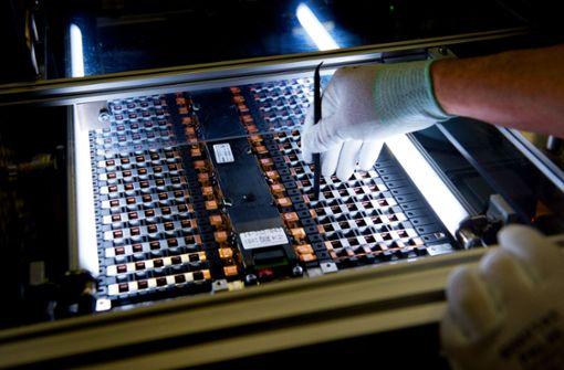 Bündnis mit chinesischem Batteriehersteller